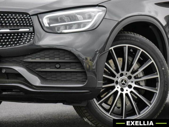 Mercedes GLC Coupé 300 d 4M Coupé AMG NOIR PEINTURE METALISE  Occasion - 1