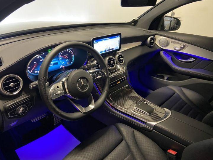 Mercedes GLC Coupé 300 e EQ POWER 320ch 4MATIC 9G-TRONIC GRIS FONCE - 10