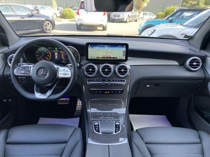 Mercedes GLC Coupé 300 e EQ POWER 320ch 4MATIC 9G-TRONIC GRIS FONCE - 11
