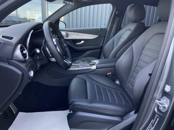 Mercedes GLC Coupé 300 e EQ POWER 320ch 4MATIC 9G-TRONIC GRIS FONCE - 13