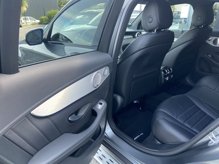 Mercedes GLC Coupé 300 e EQ POWER 320ch 4MATIC 9G-TRONIC GRIS FONCE - 16