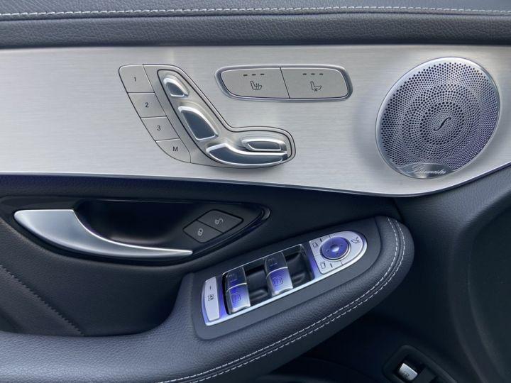 Mercedes GLC Coupé 300 e EQ POWER 320ch 4MATIC 9G-TRONIC GRIS FONCE - 27