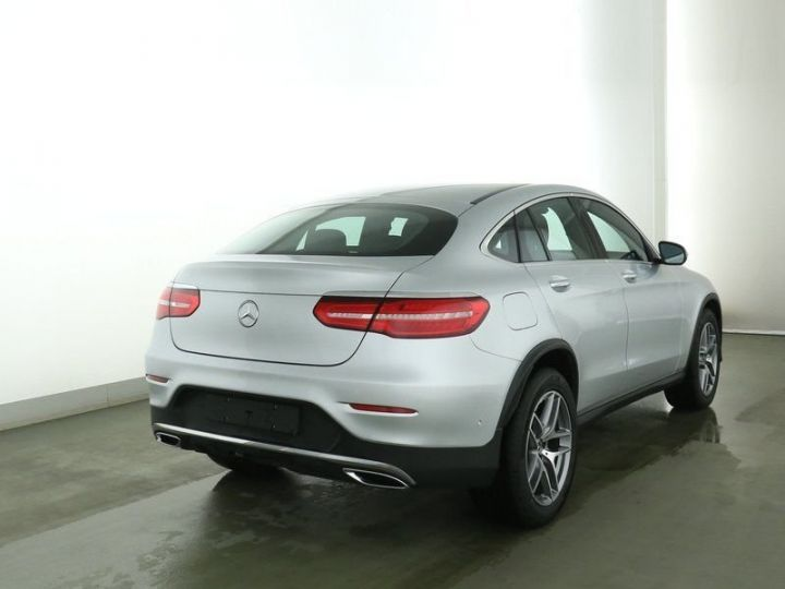 Mercedes GLC COUPE 350D 4MATIC PACK AMG  GRIS Occasion - 2