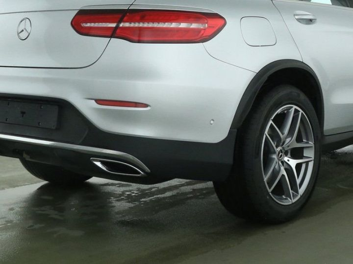 Mercedes GLC COUPE 350D 4MATIC PACK AMG  GRIS Occasion - 3