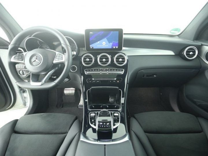Mercedes GLC COUPE 350D 4MATIC PACK AMG  GRIS Occasion - 6