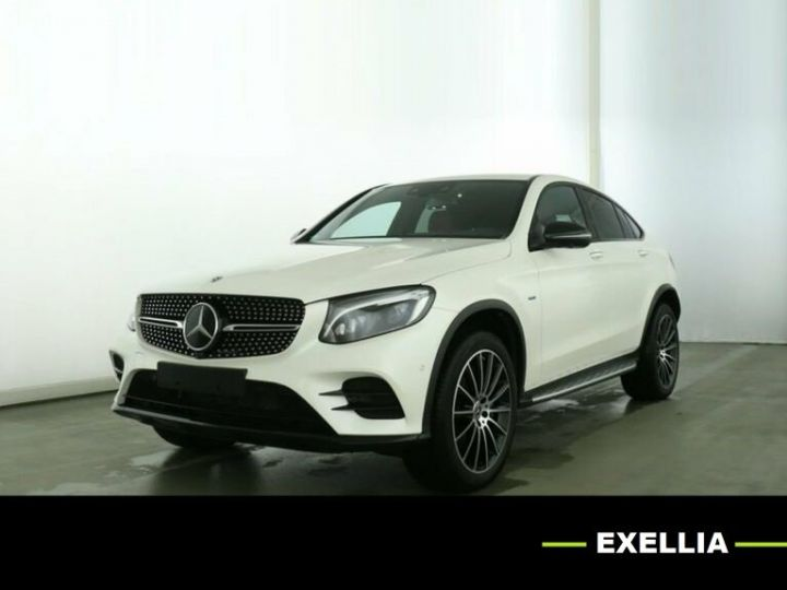 Mercedes GLC COUPE 350e 4 MATIC FASCINATION  BLANC Occasion - 2