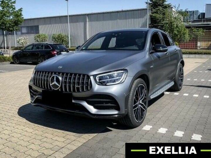 Mercedes GLC Coupé 43 4MATIC  GRIS PEINTURE METALISE  Occasion - 1