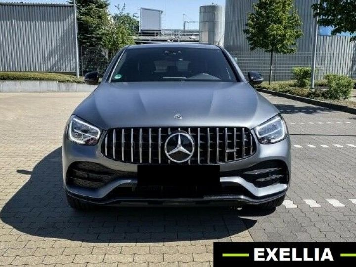 Mercedes GLC Coupé 43 4MATIC  GRIS PEINTURE METALISE  Occasion - 2