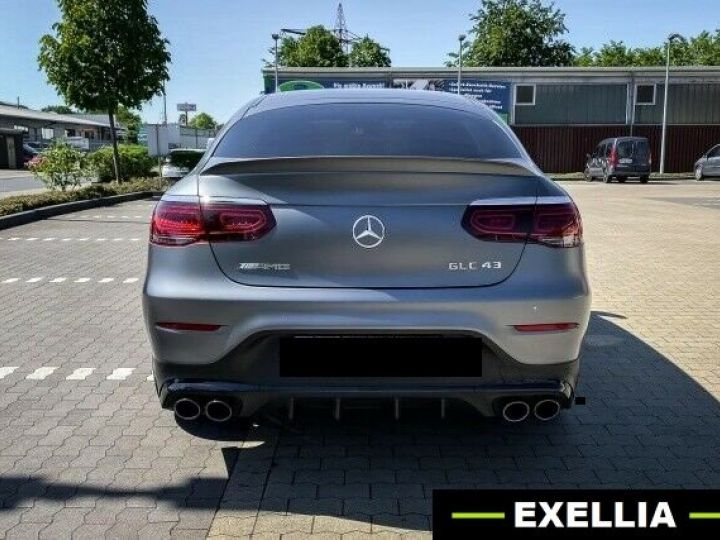 Mercedes GLC Coupé 43 4MATIC  GRIS PEINTURE METALISE  Occasion - 3