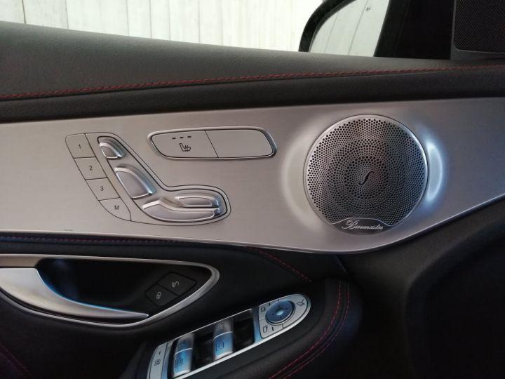 Mercedes GLC Coupé 43 AMG 367 CV BVA Noir - 11