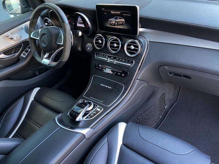 Mercedes GLC Coupé 63 AMG S 4-MATIC 510 CV - MONACO Noir Métal - 11