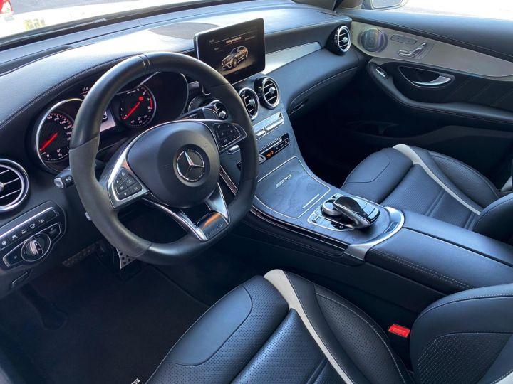 Mercedes GLC Coupé 63 AMG S 4-MATIC 510 CV - MONACO Noir Metal - 6