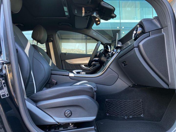 Mercedes GLC Coupé 63 AMG S 4-MATIC 510 CV - MONACO Noir Metal - 7