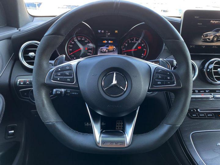Mercedes GLC Coupé 63 AMG S 4-MATIC 510 CV - MONACO Noir Metal - 9