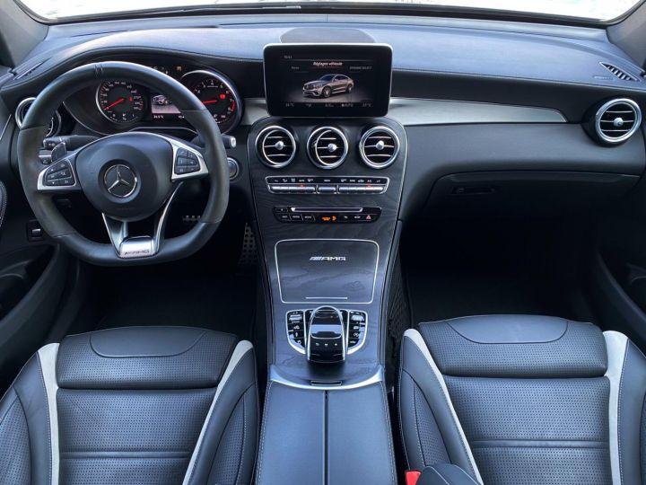 Mercedes GLC Coupé 63 AMG S 4-MATIC 510 CV - MONACO Noir Metal - 10