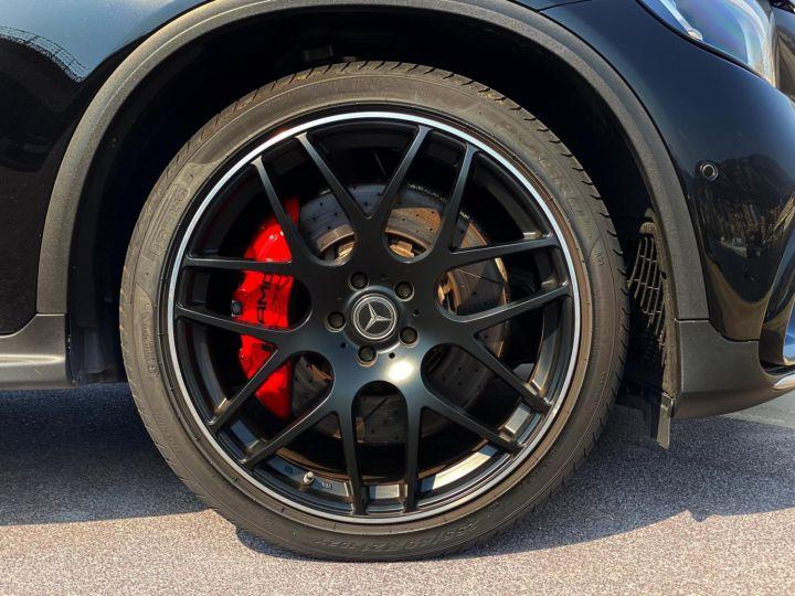 Mercedes GLC Coupé 63 AMG S 4-MATIC 510 CV - MONACO Noir Metal - 15