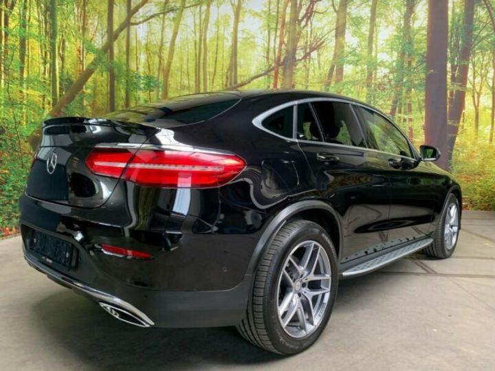 Mercedes GLC Coupé AMG  noir - 4