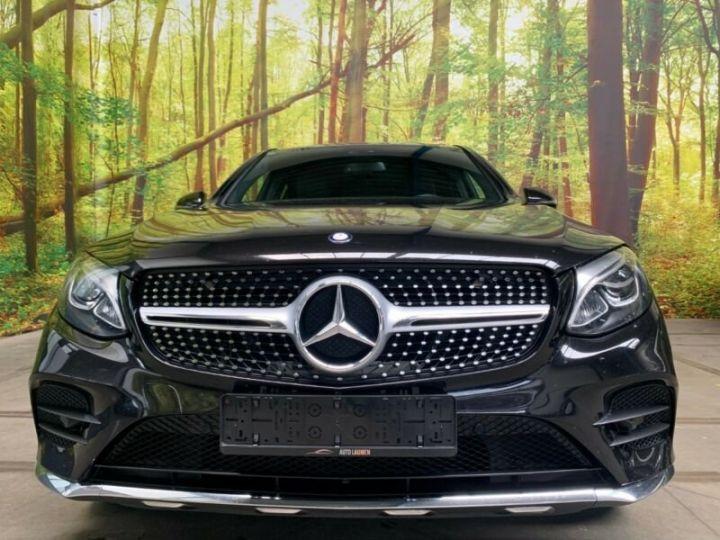 Mercedes GLC Coupé AMG  noir - 5