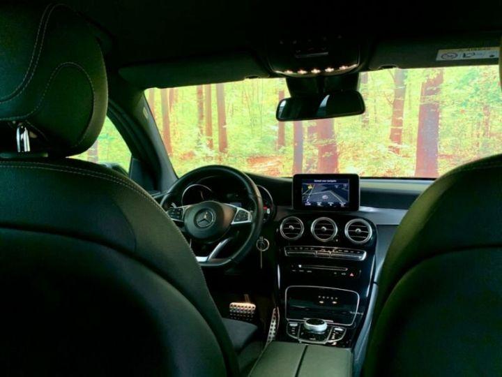 Mercedes GLC Coupé AMG  noir - 8
