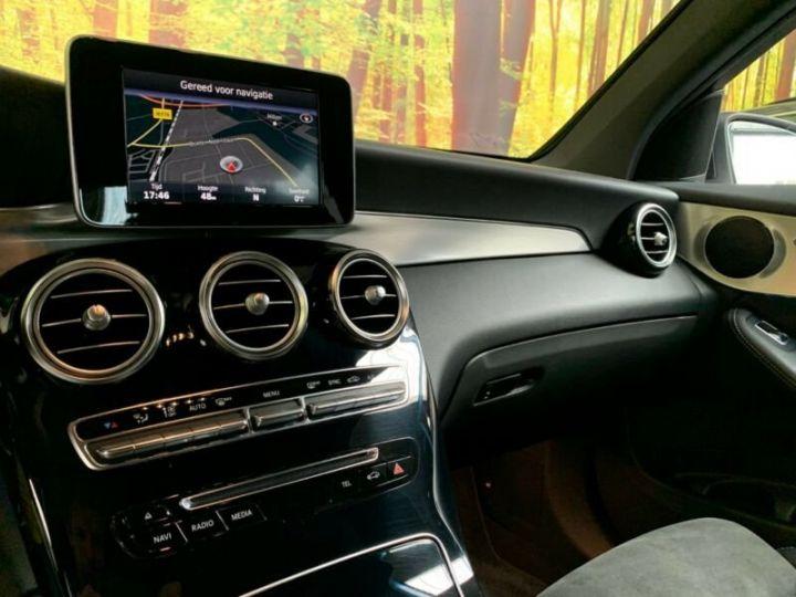 Mercedes GLC Coupé AMG  noir - 9
