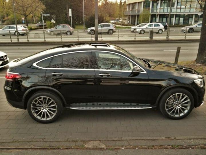Mercedes GLC Coupé Mercedes-Benz GLC 300 4M AMG HYBRIDE 14cv (258ch) Gris - 1