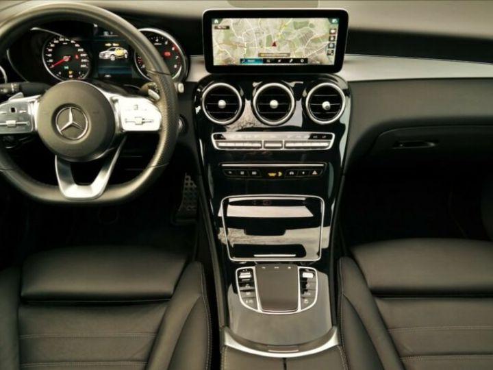Mercedes GLC Coupé Mercedes-Benz GLC 300 4M AMG HYBRIDE 14cv (258ch) Gris - 11