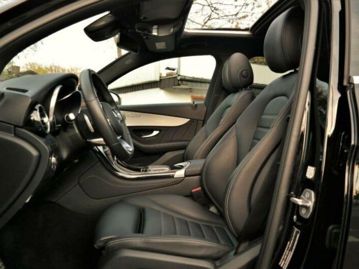 Mercedes GLC Coupé Mercedes-Benz GLC 300 4M AMG HYBRIDE 14cv (258ch) Gris - 13
