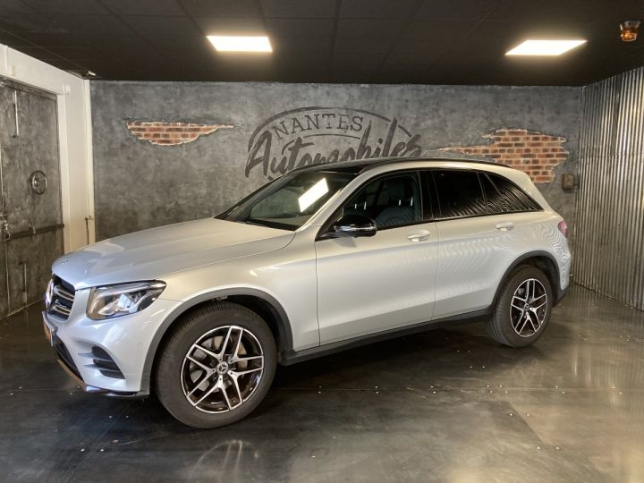Mercedes GLC FASCINATION 250D GRIS - 1