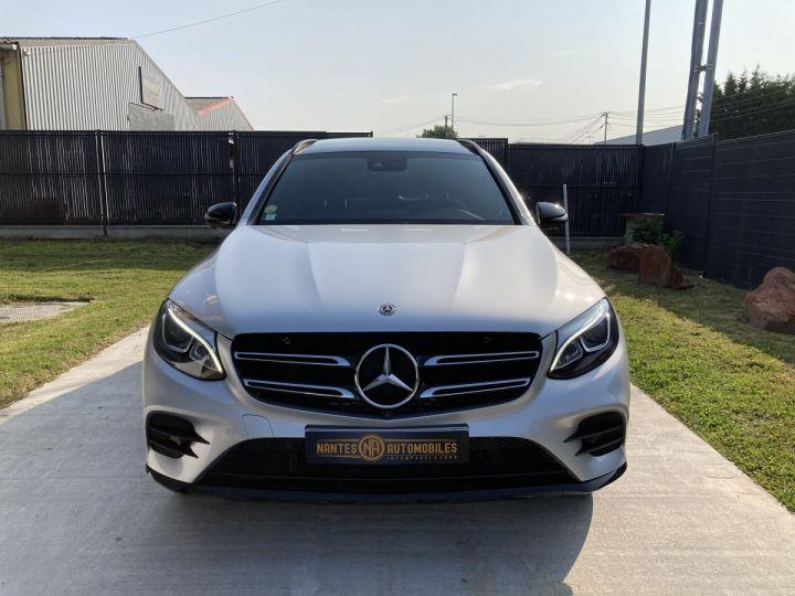 Mercedes GLC FASCINATION 250D GRIS - 3