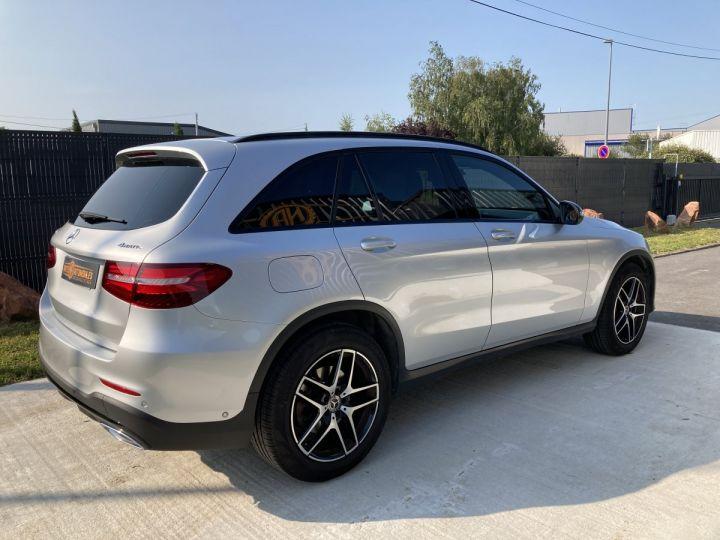 Mercedes GLC FASCINATION 250D GRIS - 4
