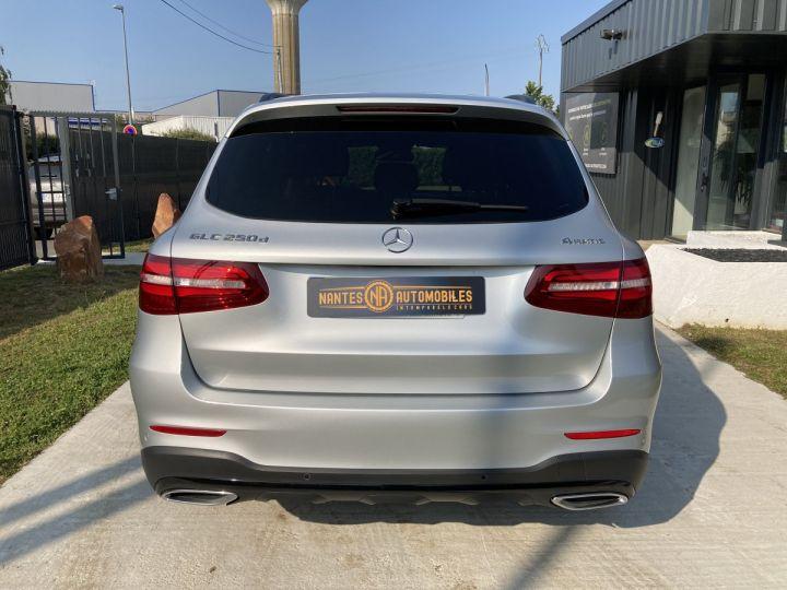 Mercedes GLC FASCINATION 250D GRIS - 5