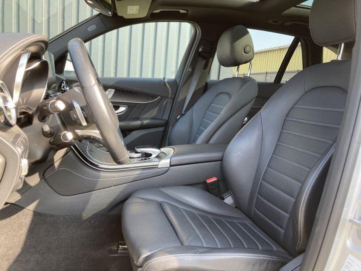 Mercedes GLC FASCINATION 250D GRIS - 7