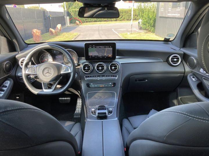 Mercedes GLC FASCINATION 250D GRIS - 17