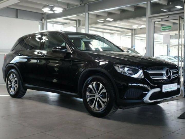 Mercedes GLC GLC 220 D 4matic  noir - 3