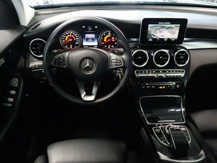 Mercedes GLC GLC 220 D 4matic  noir - 9