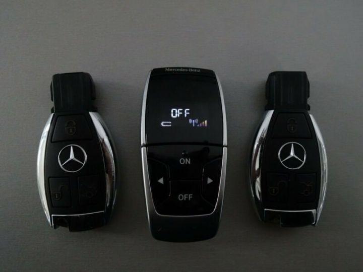 Mercedes GLC GLC 220 D 4matic  noir - 11