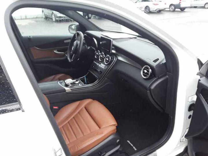 Mercedes GLC GLC 43 AMG Blanc - 4