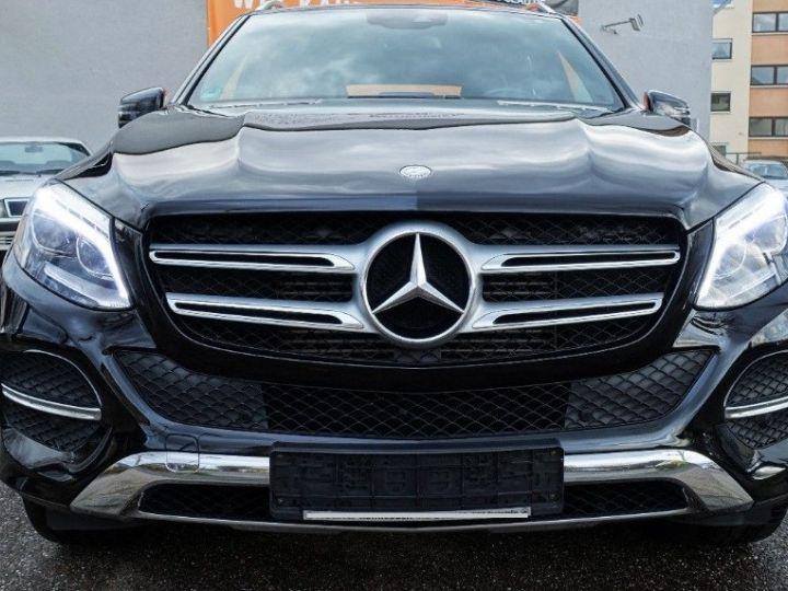 Mercedes GLE 250 d 4Matic 204  9G-TRO (09/2015) noir métal - 2