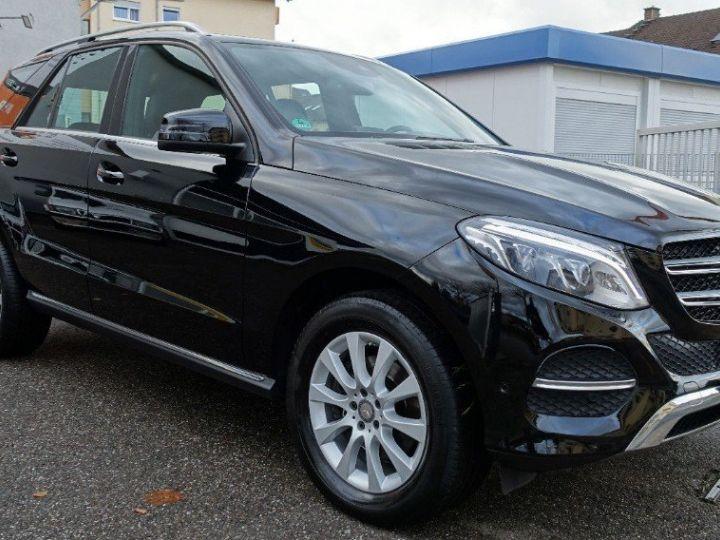 Mercedes GLE 250 d 4Matic 204  9G-TRO (09/2015) noir métal - 4