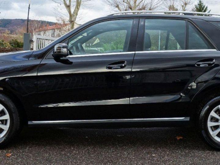 Mercedes GLE 250 d 4Matic 204  9G-TRO (09/2015) noir métal - 5