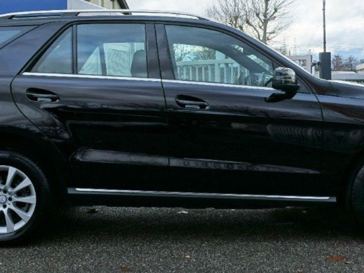 Mercedes GLE 250 d 4Matic 204  9G-TRO (09/2015) noir métal - 6