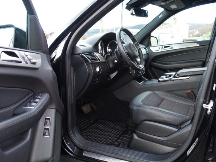 Mercedes GLE 250 d 4Matic 204  9G-TRO (09/2015) noir métal - 9