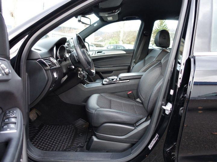 Mercedes GLE 250 d 4Matic 204  9G-TRO (09/2015) noir métal - 10