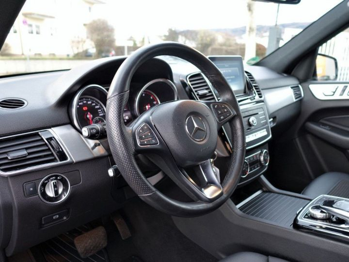 Mercedes GLE 250 d 4Matic 204  9G-TRO (09/2015) noir métal - 11