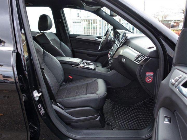 Mercedes GLE 250 d 4Matic 204  9G-TRO (09/2015) noir métal - 12