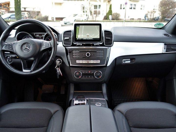 Mercedes GLE 250 d 4Matic 204  9G-TRO (09/2015) noir métal - 13