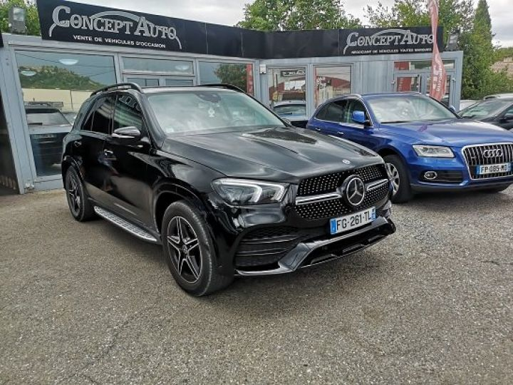 Mercedes GLE 300 4-MATIC PACK AMG NOIR METAL Occasion - 1