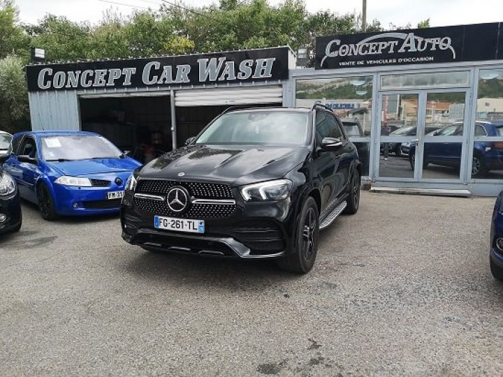 Mercedes GLE 300 4-MATIC PACK AMG NOIR METAL Occasion - 2