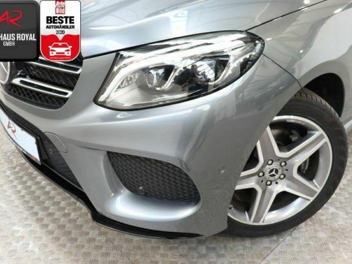 Mercedes GLE  350 d 4M AMG EXCLUSIVE NIGHTPAKET SOFTCLOSE Gris métallisée  - 4