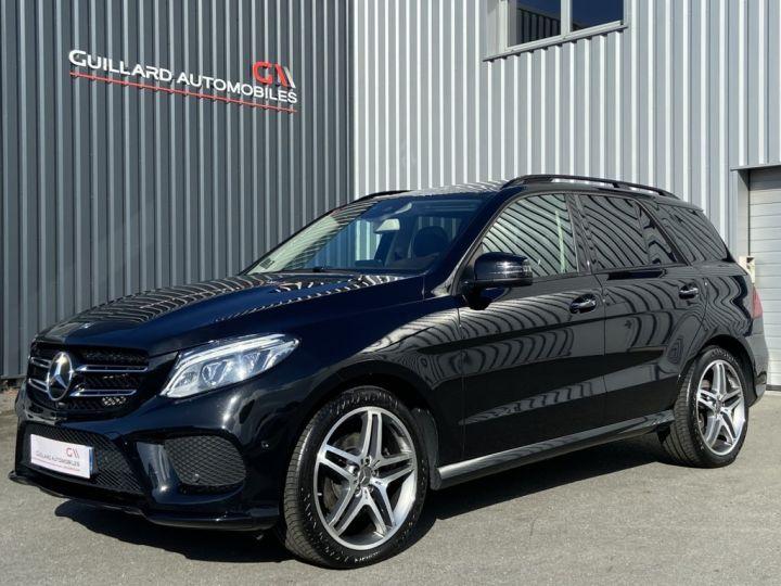 Mercedes GLE 350 D FASCINATION DESIGNO 258ch 4MATIC 9G-TRONIC NOIR - 1